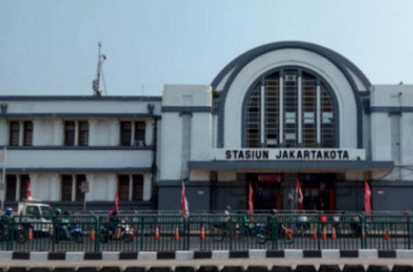 Stasiun Jakarta Kota Kembali Layani KA jarak jauh