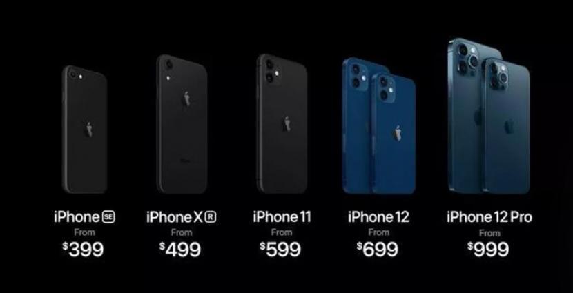 Apple Resmi Luncurkan Jajaran iPhone 12