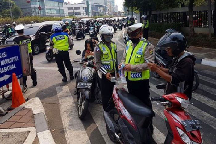 Mulai Senin 26 Okt, Polisi Gelar Operasi Zebra