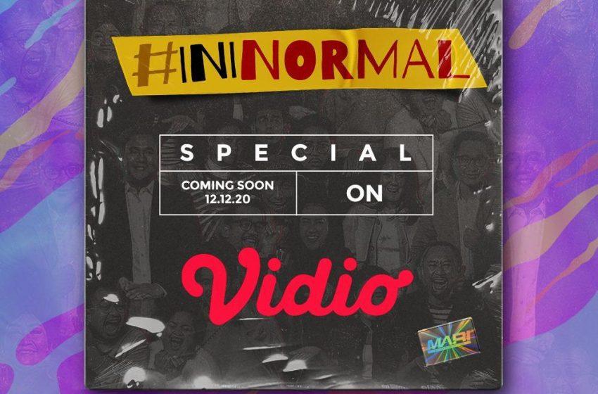 #ininormalshow-Vidio