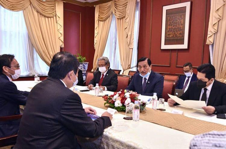 Jepang Investasi Rp 57 Triliun Untuk Lembaga Pengelola Investasi Indonesia
