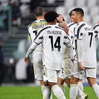 Ronaldo Cetak Gol, Bianconeri Menang 3-0
