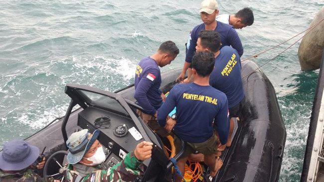 Blackbox Sriwijaya Air SJ 182 Telah Ditemukan