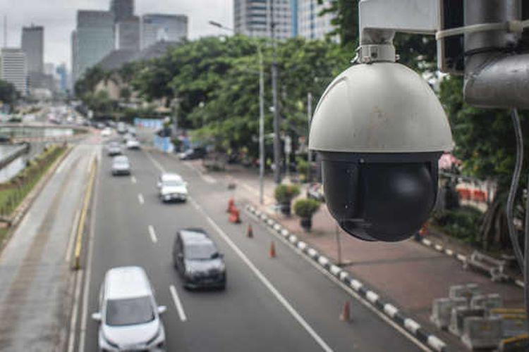 41 Lokasi Baru Kamera Tilang Elektronik di Jakarta dan Sekitarnya
