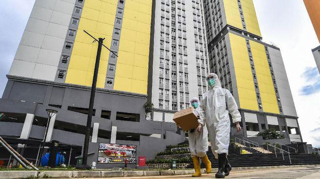 3.673 Orang Positif Covid-19 Menginap di 44 Hotel Jakarta