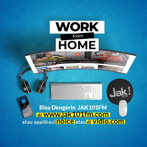 Dengerin Jak101FM
