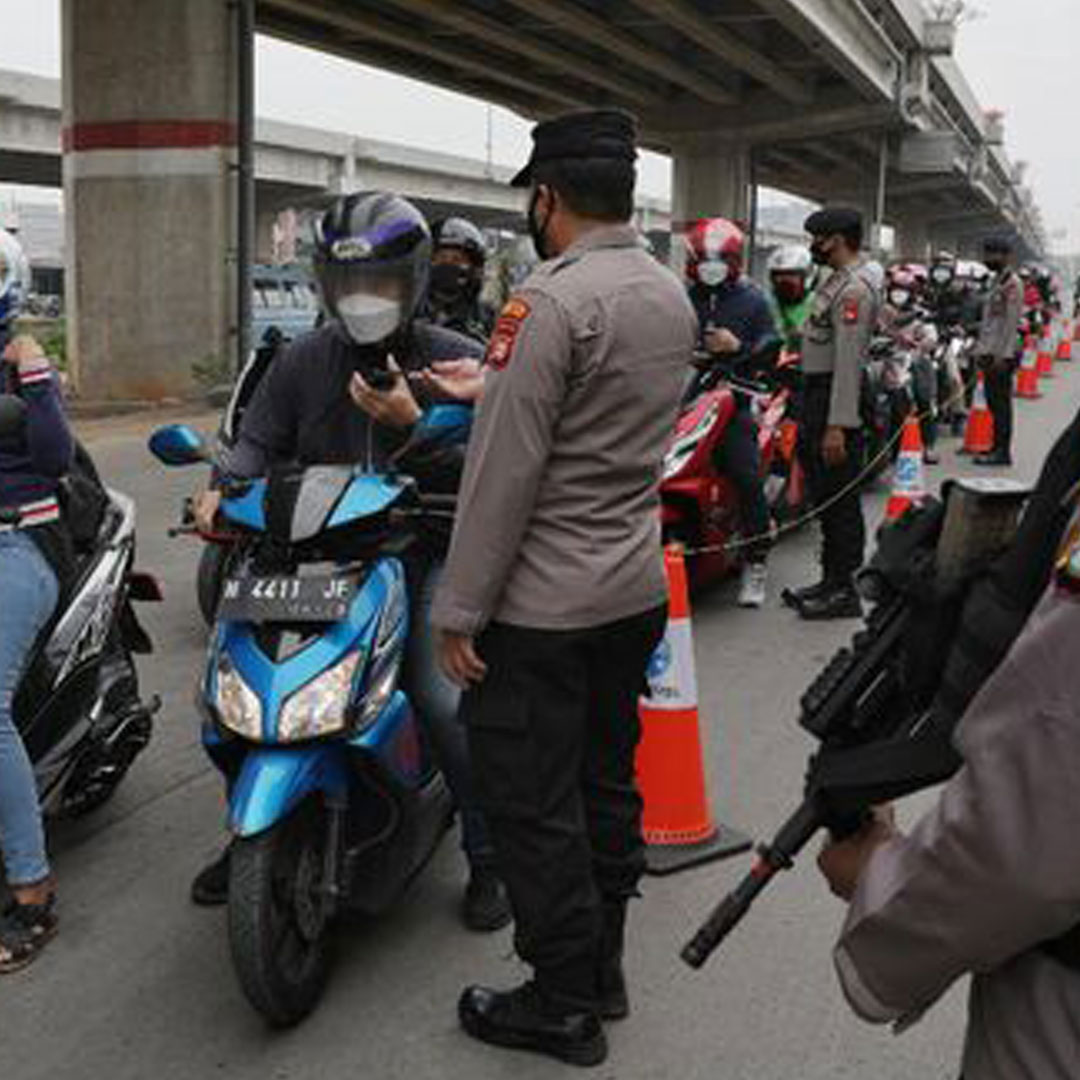 PPKM Level 4 Jawa Bali Diperpanjang Hingga 2 Agustus 2021
