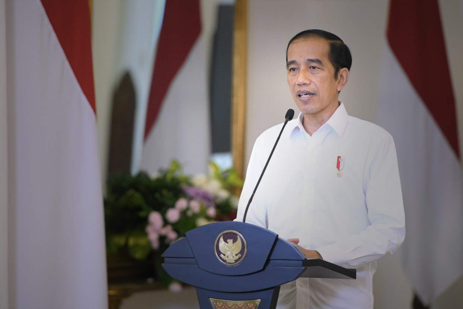Jokowi Resmi Umumkan PPKM Darurat Jawa Bali pada 3-20 Juli