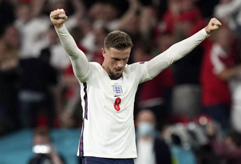 Inggris ke Final Euro 2020, Henderson: Malam Luar Biasa