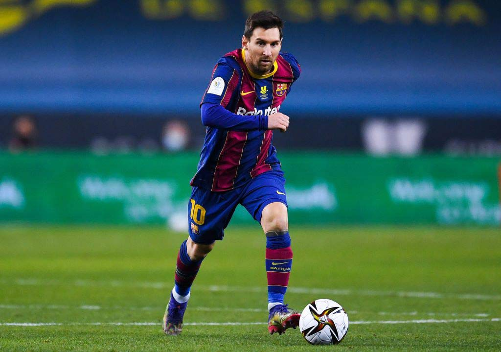 Kontrak Messi di Barcelona Berakhir