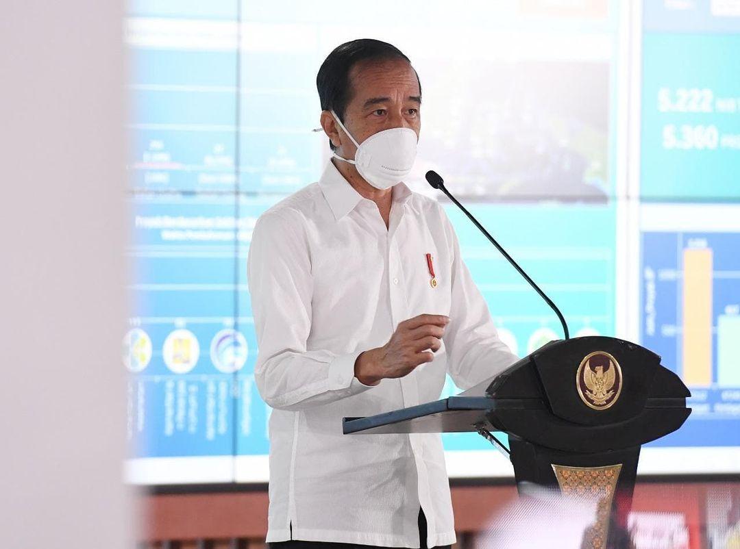 Jokowi minta harga test PCR dipangkas jadi Rp 450-550 Ribu