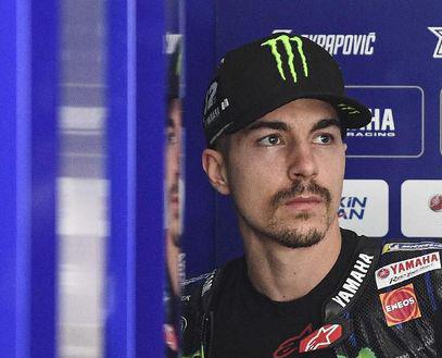 Maverick Vinales Resmi Gabung bersama Tim Aprilia MotoGP 2022