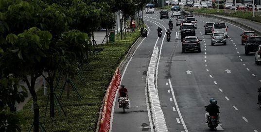 Indonesia bebas dari Zona Merah Covid-19